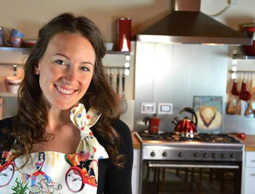 Cindy, la food blogger dal futuro