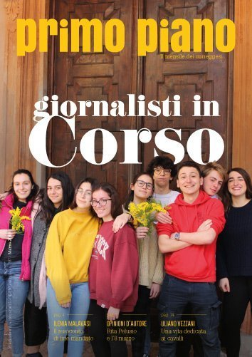 Primo Piano - Marzo 2019
