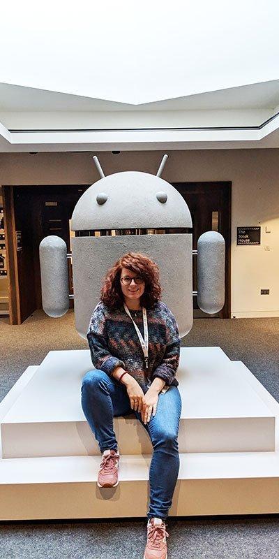 Lisa Leoni, la nostra googler